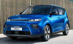 Until the end of 2019 in Europe will be e KIA-Soul has 2 battery options
