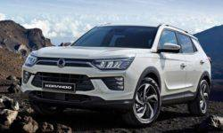 The European version of the SsangYong Korando 2020: new petrol turbo and elektroversiya
