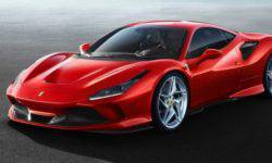 New details about the supercar Ferrari F8 Tributo