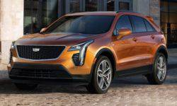 Cadillac may present version of the XT4 diesel for Europe