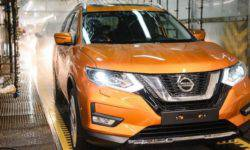 Nissan brings production X-Trail in Japan from UK