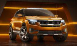 KIA will unveil a new compact crossover Tusker in new York