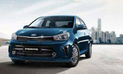 KIA brought a budget alternative to the Rio for another market