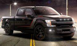 """Tuners from Roush presented two """"charged"""" modification of the pick-up Ford F-150"""