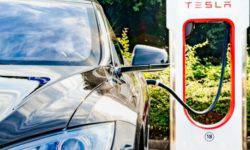 Tesla has reported the number of charging Supercharger worldwide
