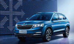 Skoda has released the first photo of the interior Kamiq