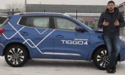 Test Chery Tiggo 4. Chinese goods or not?