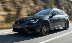"""New details about the """"charged"""" Leon Cupra R ST"""