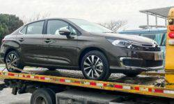 """Stretched"" Citroen C4 2019 received a new salon"
