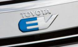 The first Toyota electric car for Europe will appear in 2021
