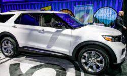 Updated Ford Explorer may repair its tyres
