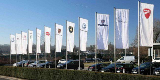 Volkswagen Group is preparing for the sale of their brands