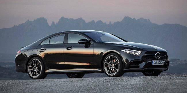 The entire line of Mercedes-AMG in the future will be electrified