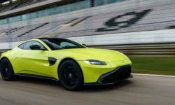 Aston Martin Vantage is almost ready for production