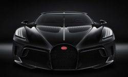 "Bugatti think about the ""budget"" alternative to the electrified Chiron"