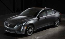 Cadillac has unveiled the new sedan CT5, which will be the replacement for the CTS