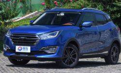 In China started selling low crossover Zotye T300