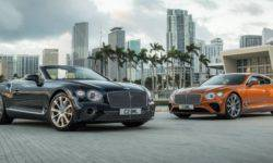 Bentley introduced a new modification of the Continental GT coupé and GT Convertible