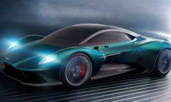 Aston Martin is preparing three new models of supercars