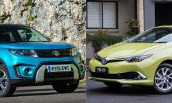 Toyota and Suzuki will engage in joint development of compact cars segment
