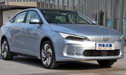 """Geely """"has declassified"""" the preliminary price for new electric sedan GE11"""