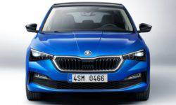 """Skoda wants to launch production of the """"charged"""" Scala"""