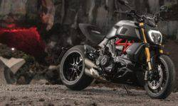 Motorcycle Ducati Diavel 1260 received one of the most prestigious awards for design