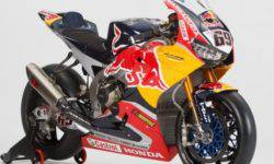 In the UK for sale, motorcycle Nicky Hayden