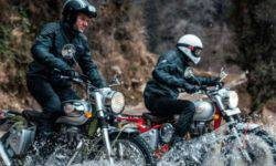 Royal Enfield introduced a new off-road motorcycles Bullet Trials