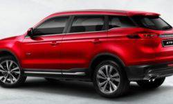 Turned Geely Atlas: the demand for Proton X70 exceeded the expectations of developers