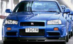 Nissan resumed production of engine components for the Skyline GT-R