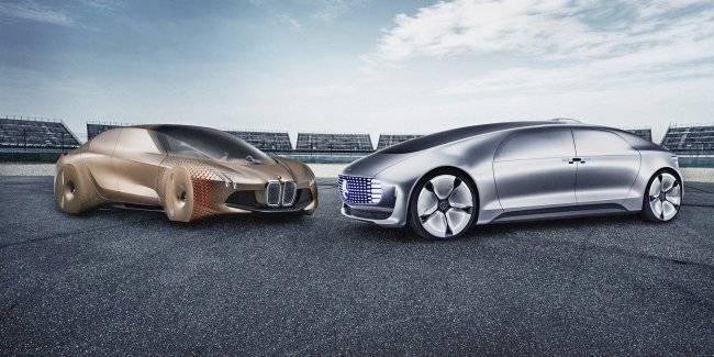 Mercedes and BMW will engage in joint development of drones - FineAuto