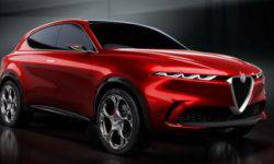 Alfa Romeo will release another crossover Tonale