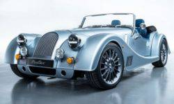 Morgan has released the first in 19 years the new model Plus Six