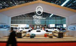 CITROEN at the Geneva motor show 2019: 100 years of comfort and freedom
