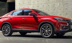 Crossover Changan CS85 Coupe went on sale in the Chinese market