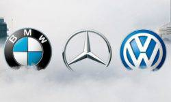 The European Commission accused BMW, Daimler and VW in preventing environmental technologies
