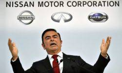 Carlos Ghosn was expelled from the Board of Directors of Nissan