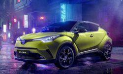 Toyota will release crossover for music lovers