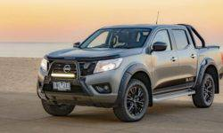 Updated pick-up Nissan Frontier/Navara will be available in September 2020