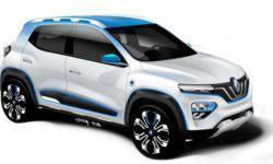 Renault will show a new electric crossover in Shanghai