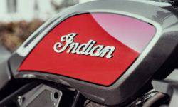 Indian has registered a new trademark