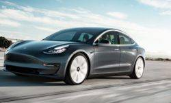Tesla electric cars will be able to go around the pit