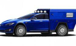 Roamer will present at next week's motorhome on the basis of the Tesla Model S