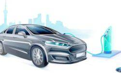 Ford will launch 10 new electric cars in China in 3 years