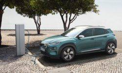 """Hyundai Kona Electric available for pre-order in the """"Parity"""""""