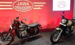 Jawa 001 sold from charity auction