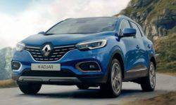 Meet the new face of the new Renault Kadjar