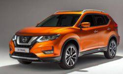 "Nissan X-Trail for Europe, received a six-speed ""robot"" and the 1.3-litre turbo"