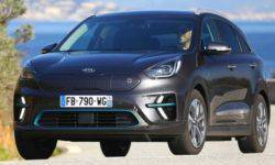 KIA can launch in Europe the production of its electric vehicles